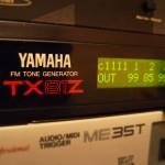 4オペFM音源『TX81Z』の音色。※試聴あり